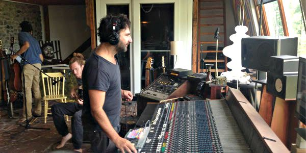 image for article RECORDING NEW TUNES for the UPCOMING ACOUSTIC ALBUM!