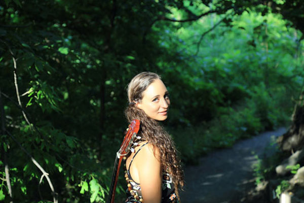 Auresia In the woods